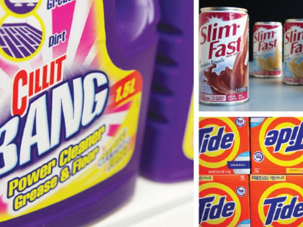 Consumer goods companies as bond proxies