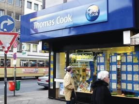 Thomas Cook poised for dilutive capital injection