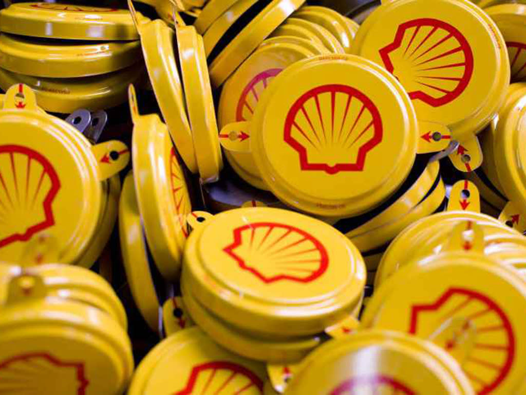 Shell and post-tax impairments