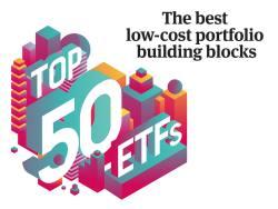 Top 50 ETFs 2019: Satellite ETFs