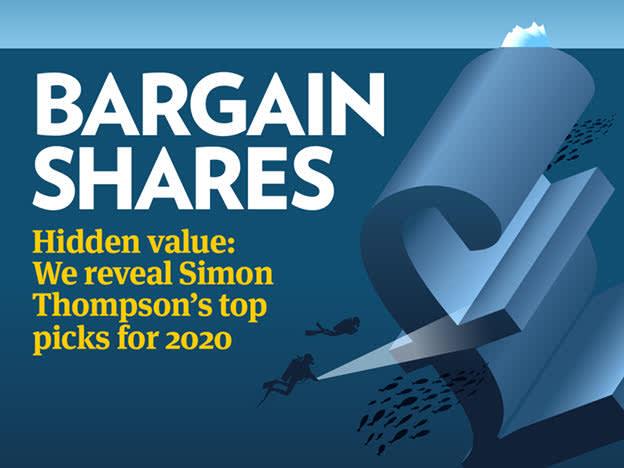How the 2019 Bargain Shares portfolio beat the market