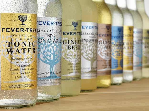 Fevertree sales continue to fizz but need a broader base
