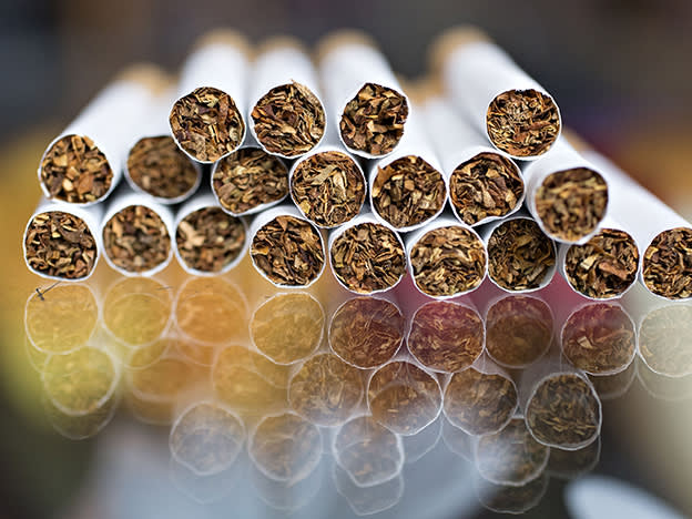 BATS, Imperial fall on FDA nicotine cap plans
