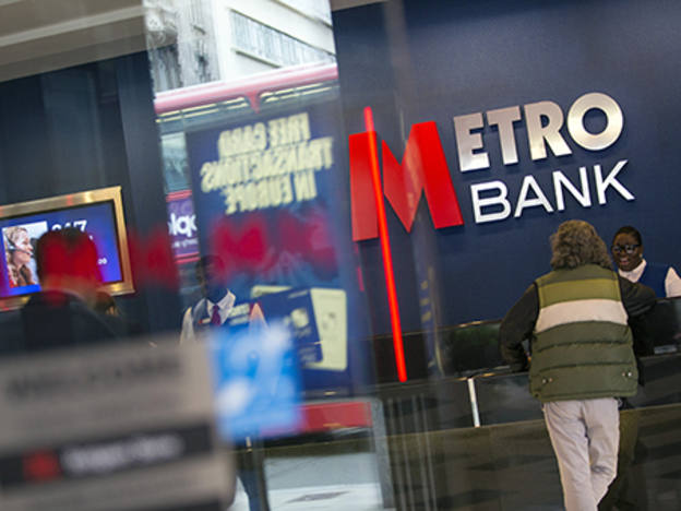 Metro Bank bond sale fails