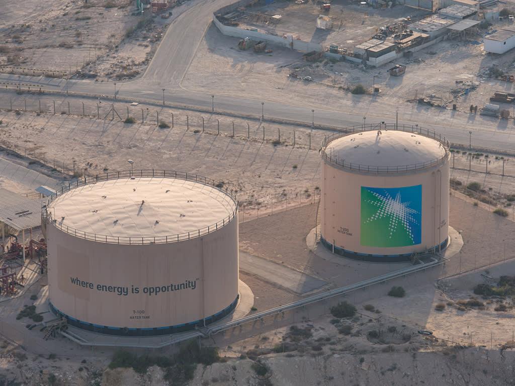 Saudi Aramco goes public