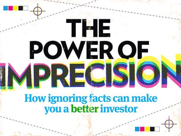 The power of imprecision