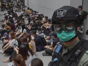 Market Outlook: Hong Kong dents optimism but stocks remain on track
