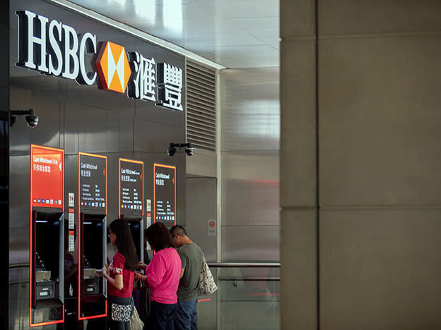 HSBC flags pain to come