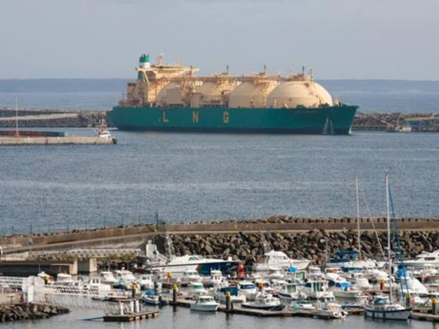 Is LNG the next energy bubble?