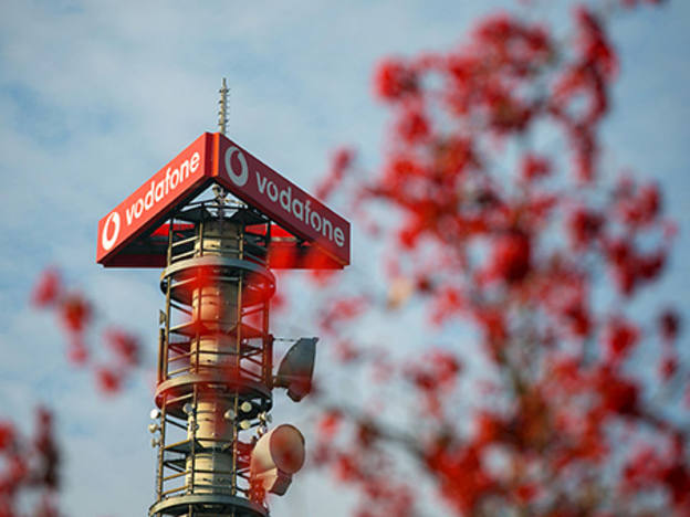 Vodafone plans towers spin-out to cut debt