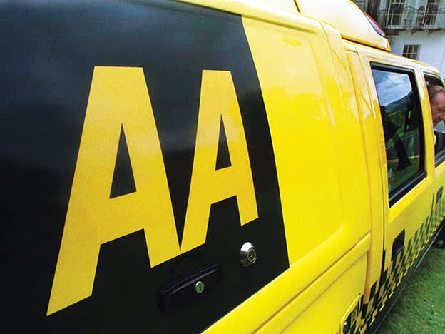 AA investors rescued