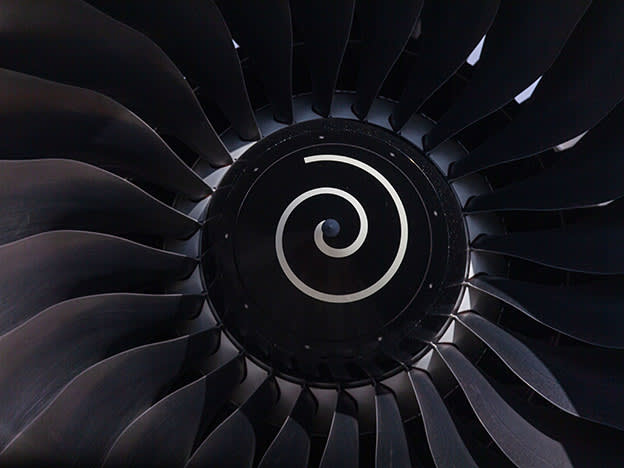 Positive signs for Rolls-Royce as panic spreads