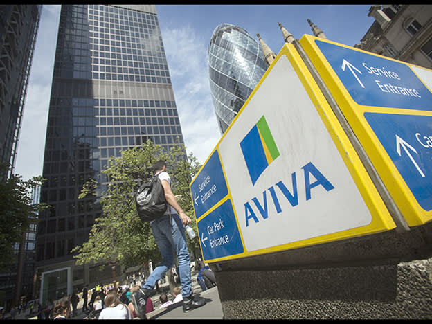 Aviva, out of the ashes