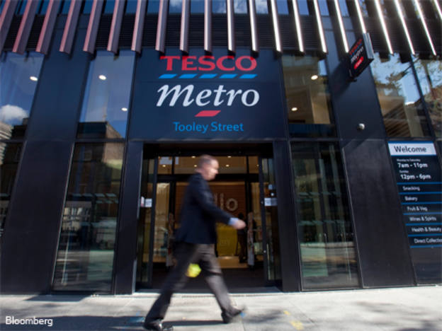 Tesco to reward shareholders and boost pension in Asia exit