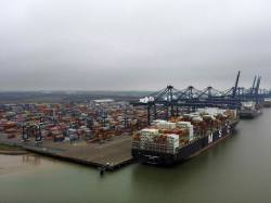 Retailers on the hook for ports logjam