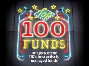 Top 100 Funds: UK Equity growth (8 Funds)
