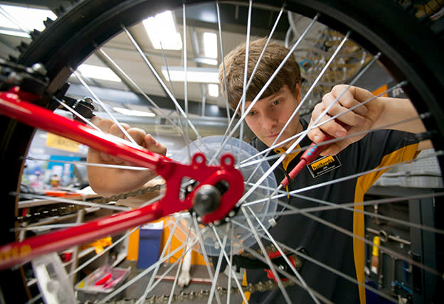 Halfords gets a flat