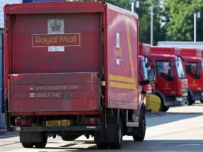Royal Mail chief executive tops up
