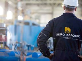 Petropavlovsk's promising production pick-up