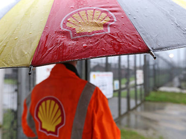 Shell, graft and the Ogoni