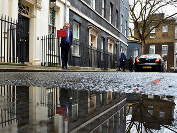 Budget 2017: Hammond looks to tech for a brighter future