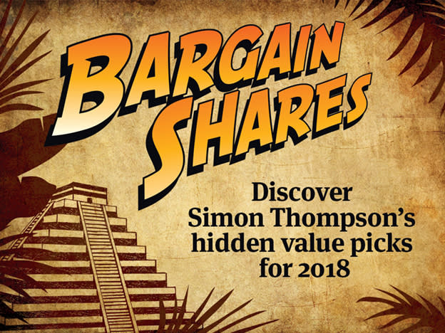 How the 2017 Bargain Shares Portfolio fared