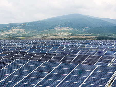 Turn to clean energy for income that's inflation-resilient