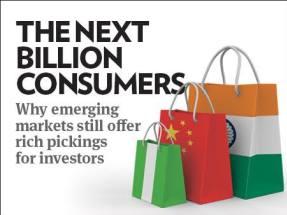 The next billion consumers