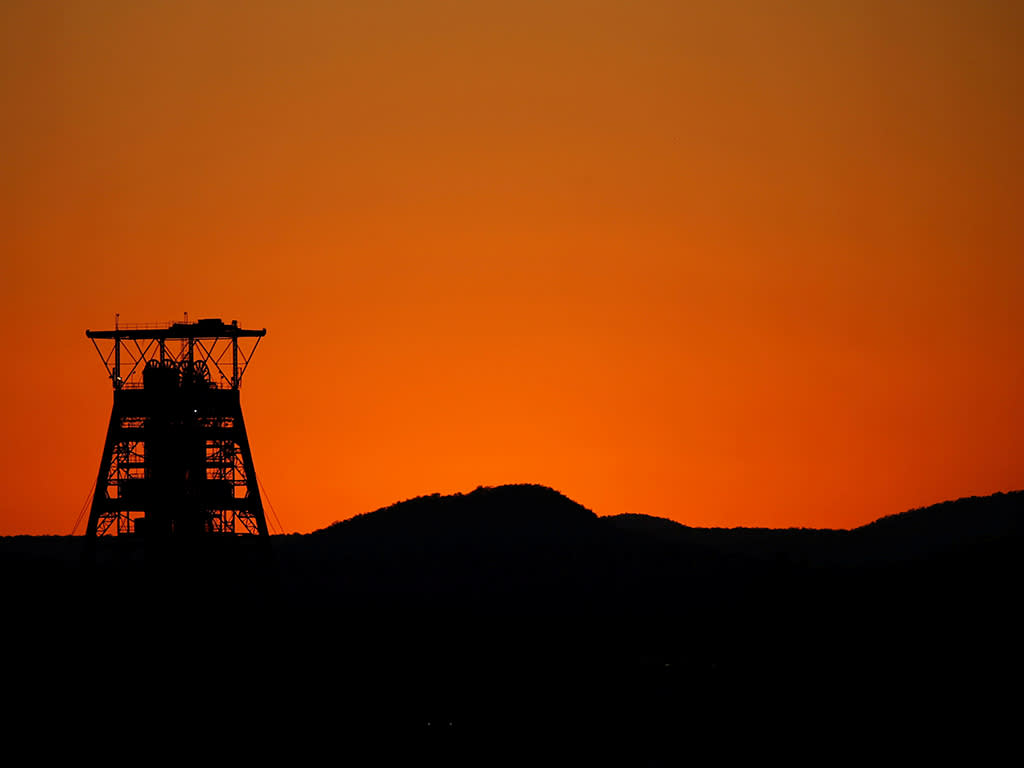 Resources: calling time on fossil fuels?