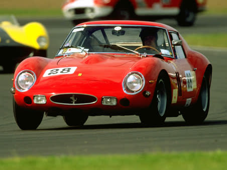 Classic cars - a vintage investment?
