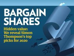 Bargain Shares for 2020