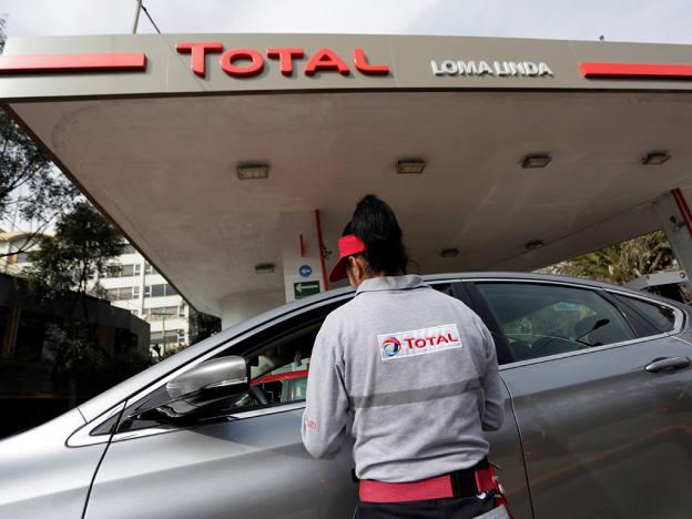 Total offers supermajor alternative