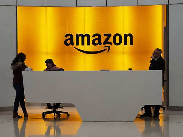 The world's hottest shares, part 2: Amazon