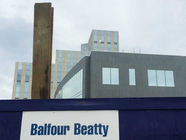 Trouble ahead for Balfour Beatty