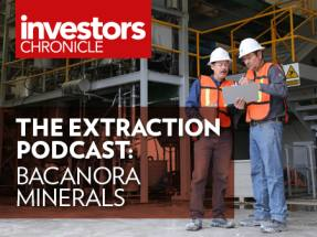 The Extraction Podcast: Bacanora Minerals