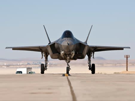 Defence firms in fight for growth
