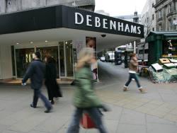 Debenhams loses further steam