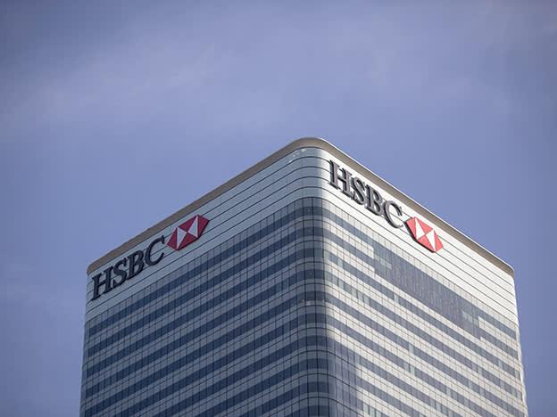 HSBC misses revenue forecasts, but progress is encouraging