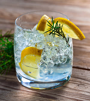 Diageo and Fevertree give thanks to the US