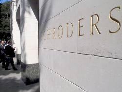 Schroders UK equity trust squeaks through its IPO