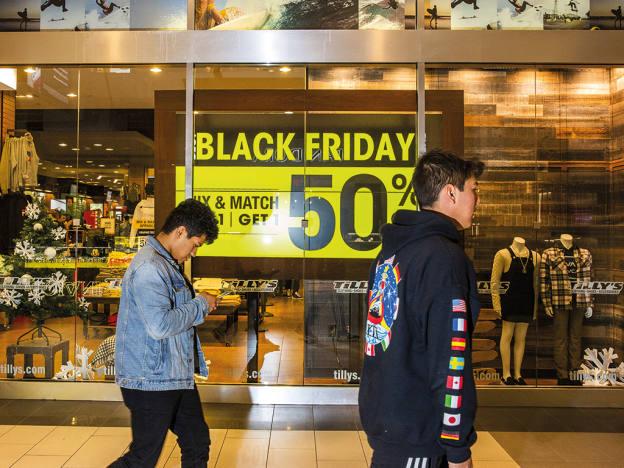 Simon Property bucks the retail trend