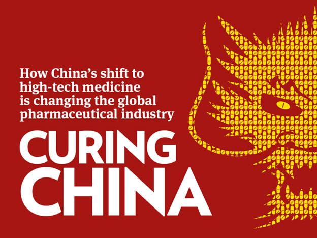 Curing China
