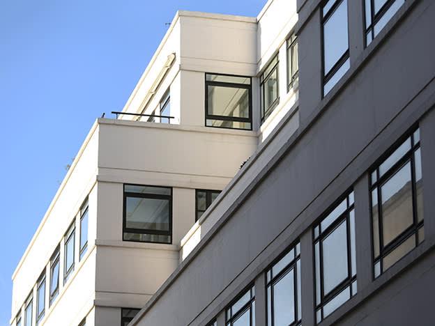 Derwent flags further decline in rental values