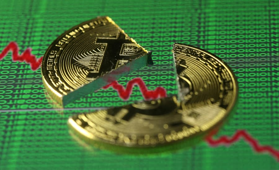 Bitcoin drops as China declares all crypto activity illegal