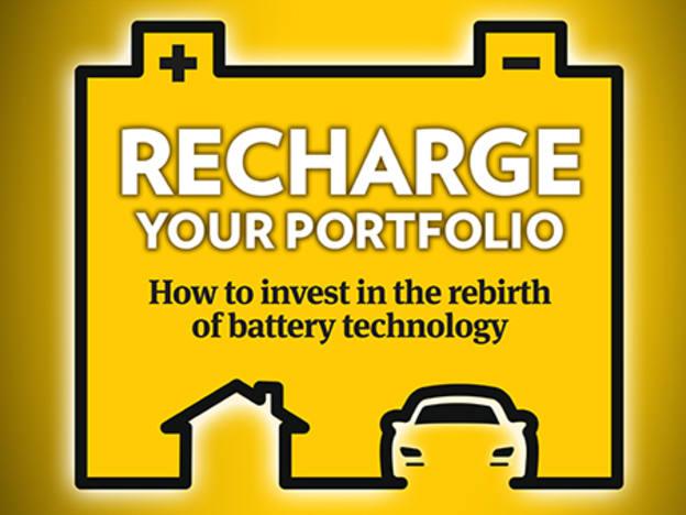 Recharge your portfolio