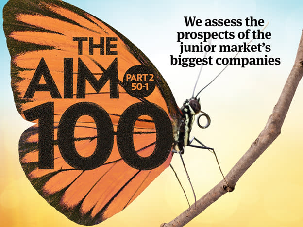 The Aim 100 2018: 50 to 41