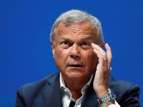 Sir Martin Sorrell lifts S4 stake