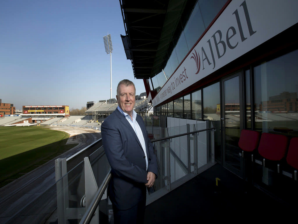 AJ Bell boosted by retail investment frenzy