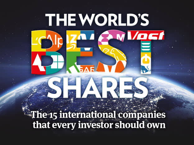 The world's best shares