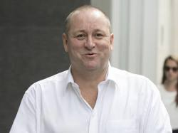 Can Mike Ashley clean up?